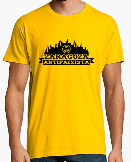 T-shirt zaragoza antifaixista