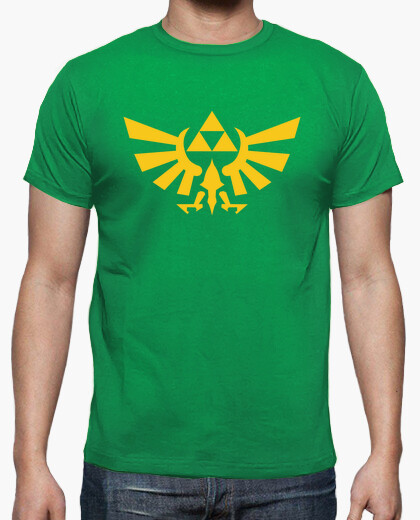 T-shirt zelda triforce