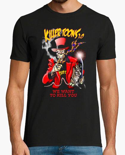T-shirt zio canaglia
