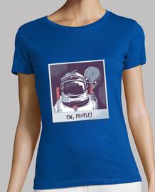 t-shirts ew, les gens!