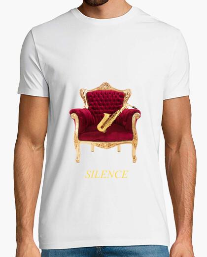 Tee-shirt t-silencieux