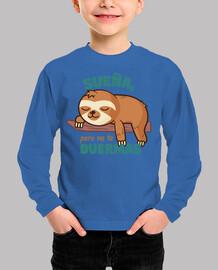 t-t-shirt pigro Sloth s lee ping