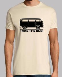 t1 t2 transporter - mit dem bus