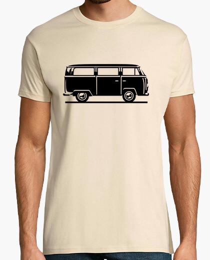 Tee-shirt T1 T2 transporteur - prendre le bus (seulement)