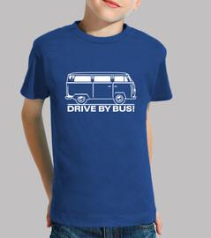 T1 Transporter - Take the Bus (blanco)