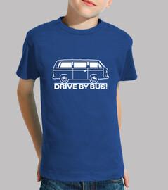 T3 Transporter - Take the Bus (blanco)