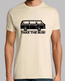T3 transporteur - prendre le bus