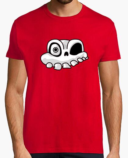 Tee-shirt t - sir daniel fortesque - medievil - blanc