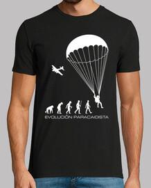 t évolution de parachutiste mod.1