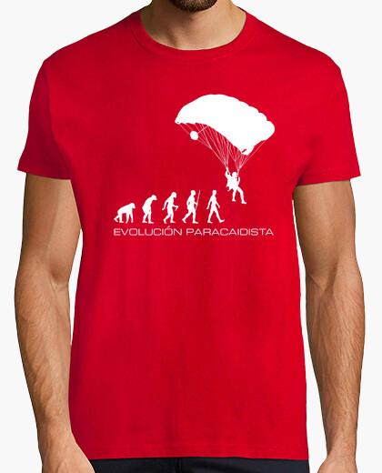 Tee-shirt t évolution de parachutiste mod.2