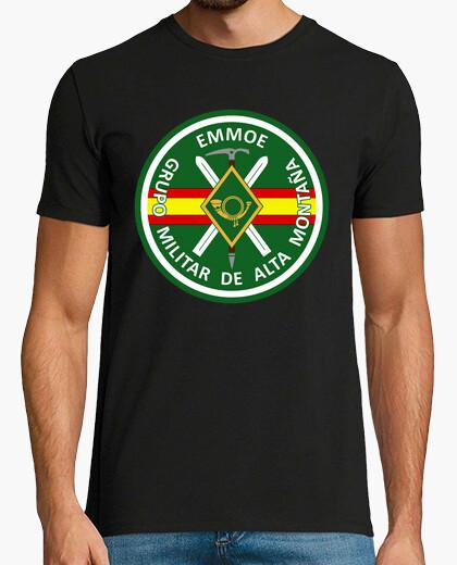 Tee-shirt t g haute montagne emmoe mod.1
