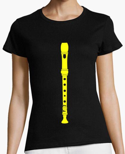 T recorder girl t-shirt