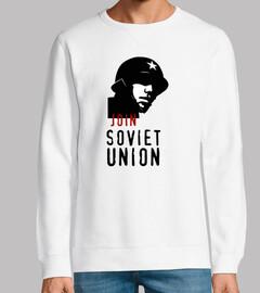T rejoindre union soviétique