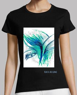 t shirt - blue elf