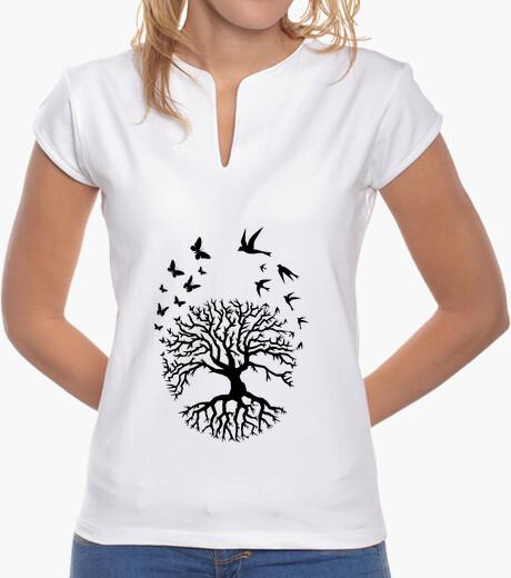 T-shirt t shirt albero della life albero vita saggezza armonia fc