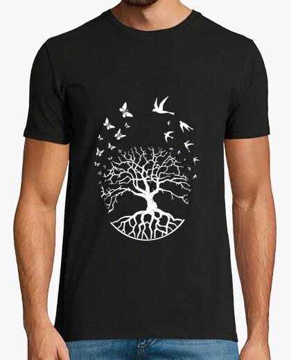 T-shirt t shirt albero vita saggezza armonia fs