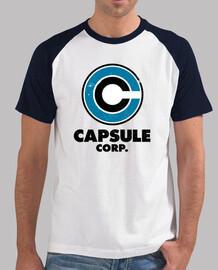 t shirt capsule corp