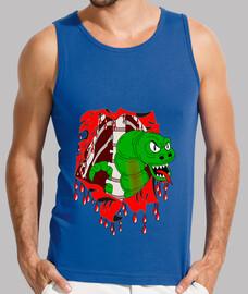 t shirt Halloween monstre alien