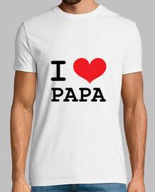 t shirt i love daddy