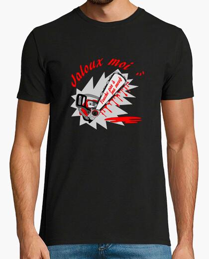 Tee-shirt t shirt jalousie