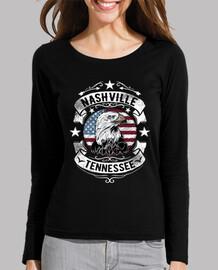 t shirt nashville tennessee country music retro rockabilly music usa