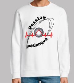 t shirt petanque passion fc electrocard