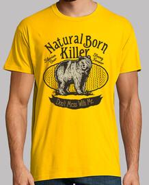 t shirt polar bear retro animal vintage bears