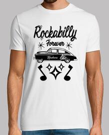 t shirt rockabilly rocker vintage rock usa