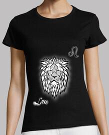 t shirt segno zodiacale donna leone astrologia