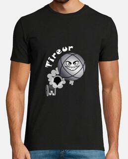 t shirt shooter petanque fs ball exists in pointer