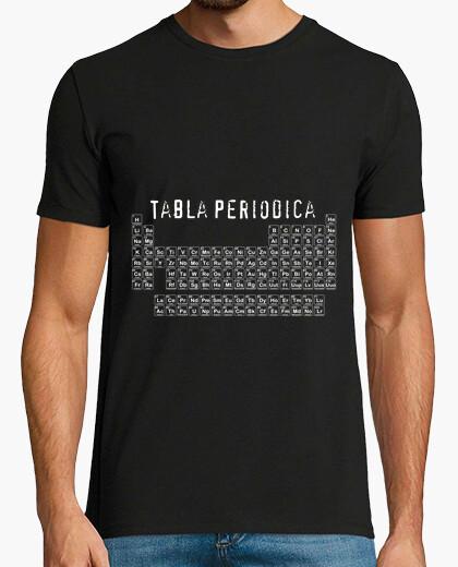 Camiseta Tabla Periodica