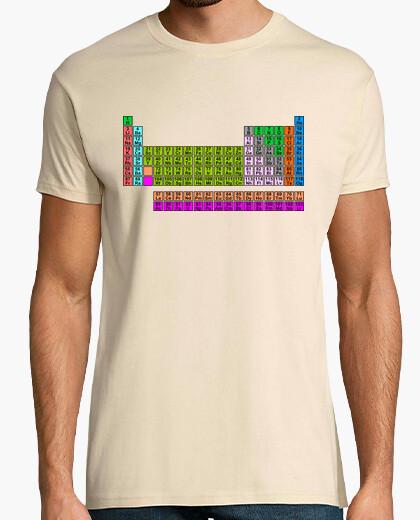 Camiseta Tabla periódica de los elementos