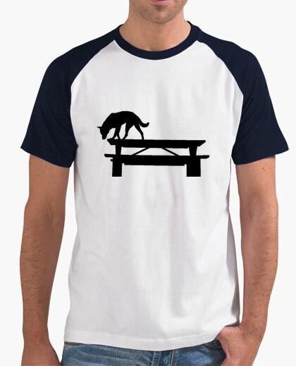Tee-shirt table de chien