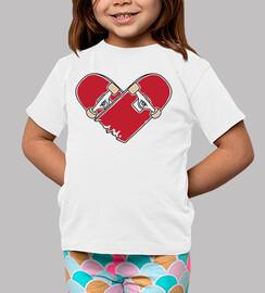 tablero del corazón