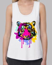 taches de tigre couleur