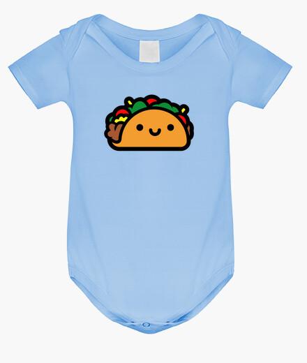 Vêtements enfant taco heureux