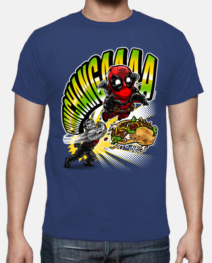 taco veloce special t-shirt