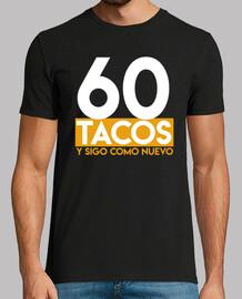 tacos de cadeau d'anniversaire 60e
