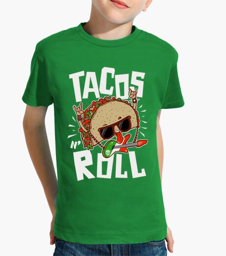Ropa infantil Tacos n' Roll