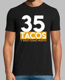 tacos regalo per il 35 ° compleanno