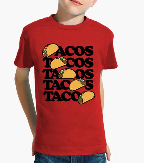 Vêtements enfant tacos taco mardi pour toujours