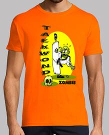 taekwondo zombie...