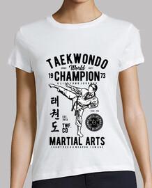 Taekwondon World Champion