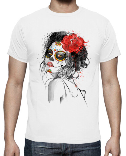 Ansehen T-Shirts skulls