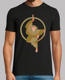 taichi monkey / martial art / reiki