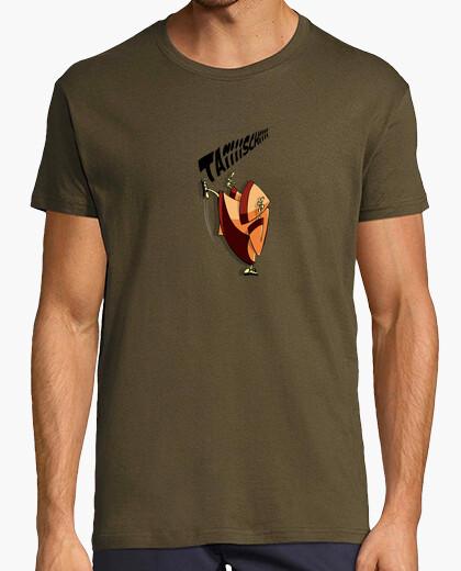 Tee-shirt Taïiiiiischiii noir by stef