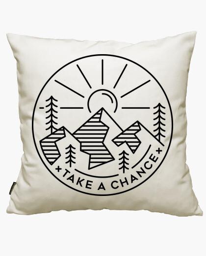 Take a chance 2 cushion cover