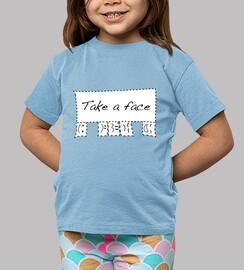 Take a Face Niño/Niña
