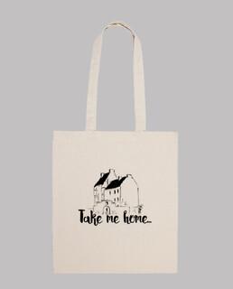 take me home - outlander bag