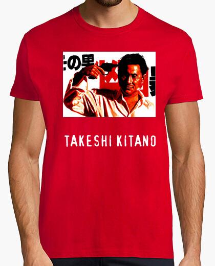 Camiseta Takeshi Kitano